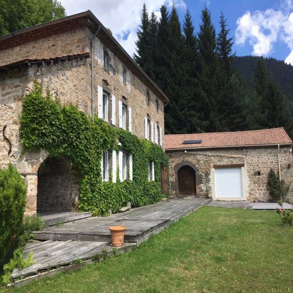 Offres de vente Maison Saint-Julien-Vocance 07690