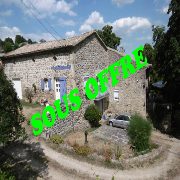 Offres de vente Maison Villevocance 07690