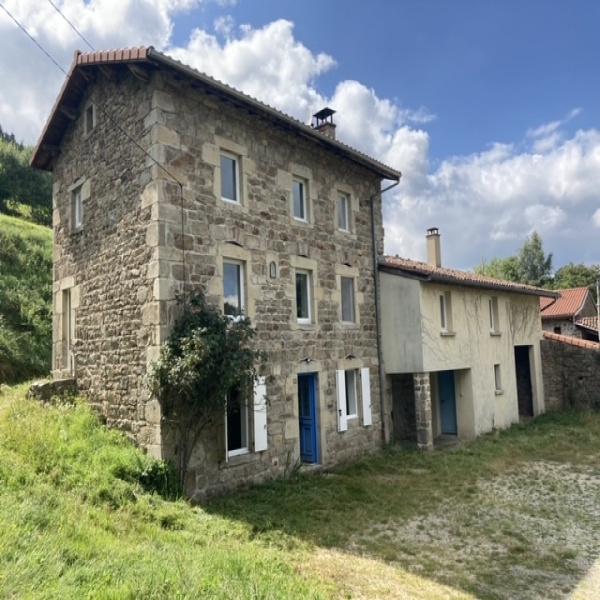 Offres de vente Maison Saint-Bonnet-le-Courreau 42940