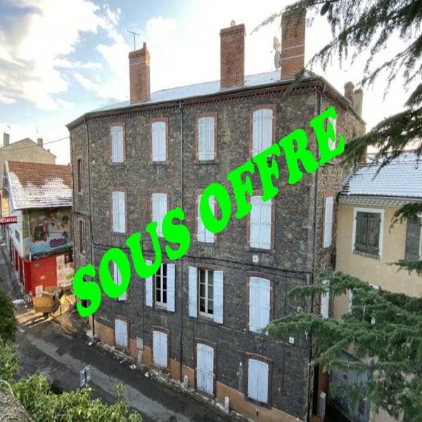 Offres de vente Immeuble Annonay 07100