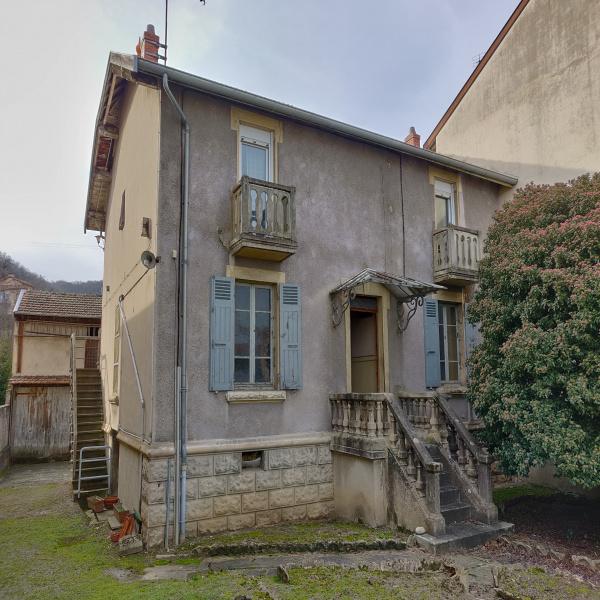 Offres de vente Maison Serrières 07340